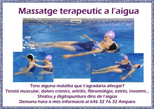 massatge terapeutic